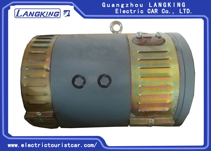 Compact Design Golf Cart Electric Motor , Golf Car Spare Parts Corrosion Resistance