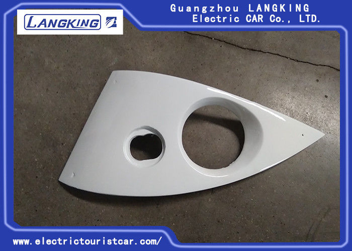 Electric Parts Front Left / Right Lamp Panel For Electric Shuttle Bus / Freight Car